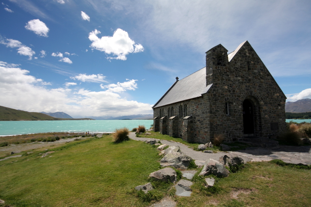 Church of the Good Shepherd - Lac Tekapo